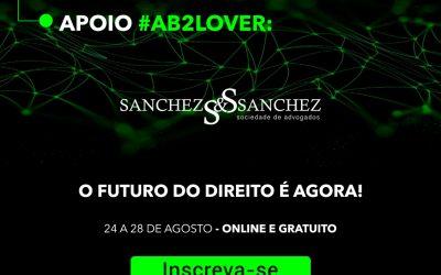 Escritório Sanchez e Sanchez participa de evento sobre o Futuro do Direito promovido pela AB2L