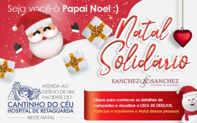 Natal Solidário Sanchez & Sanchez em prol do Cantinho do Céu, Hospital de Retaguarda