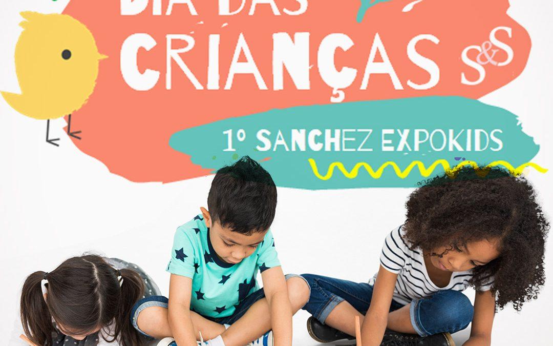 """""""Protegendo a Natureza"""" foi tema da 1ª edição do Sanchez ExpoKids, evento voltado para o Dia das Crianças"""