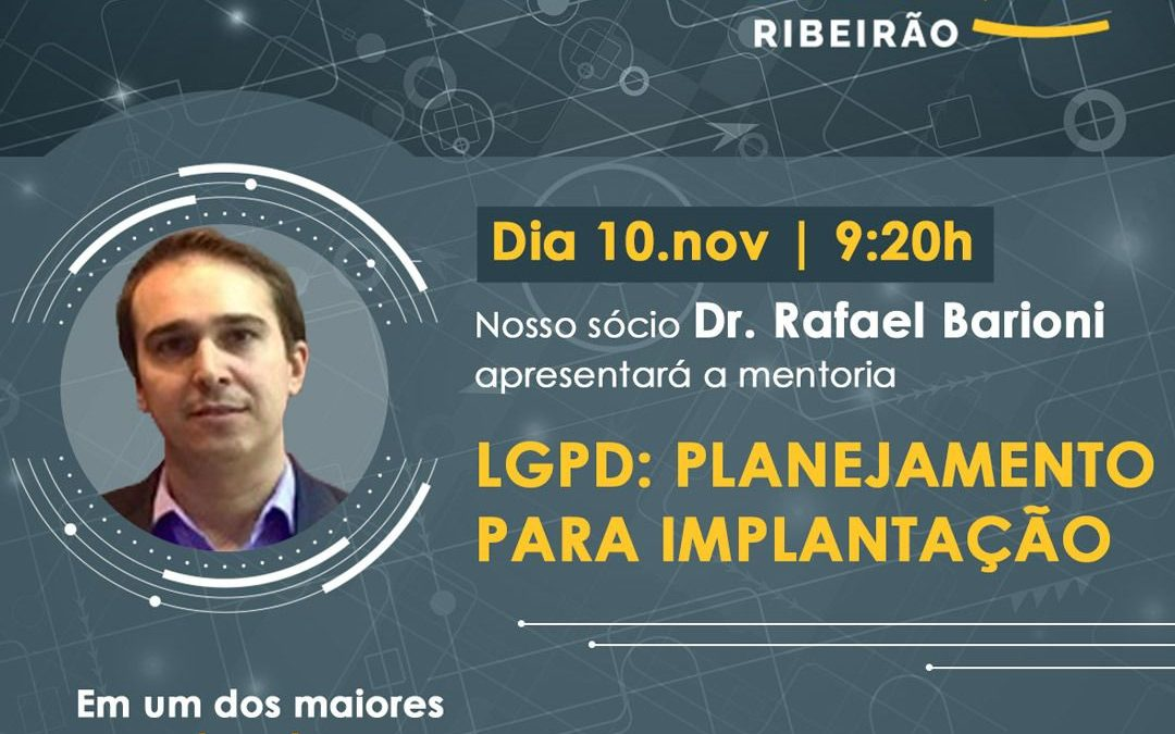 Inova Ribeirão 2021 contará com o apoio da Sanchez & Sanchez e mentoria do Dr. Rafael Barioni